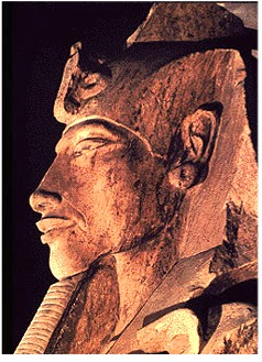 Black, Brown or White, The Egyptians on the Egyptians   Not that it