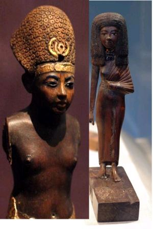 Black, Brown or White, The Egyptians on the Egyptians   Not